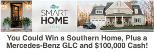 HGTV Smart Home 2016 Sweepstakes