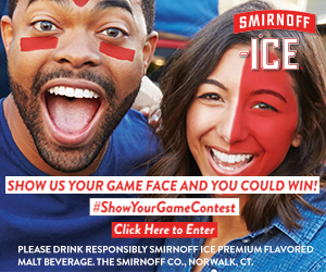"Smirnoff Ice ""Show Your Game"" Contest"