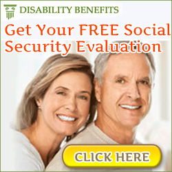 Free Evaluation For Social Security Benefits