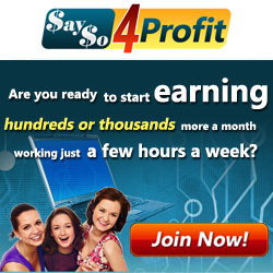 SaySo4Profit