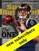 Free One Year Subscription To Sports Illustrated Magazine