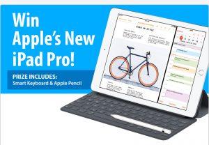 Stacksocial iPad Pro Giveaway
