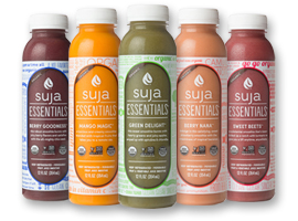 Possible Free Suja Essentials Juice