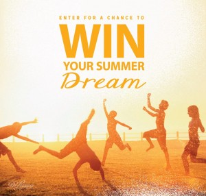 90 Days of Summer Dreams Instant Win Game & Sweepstakes