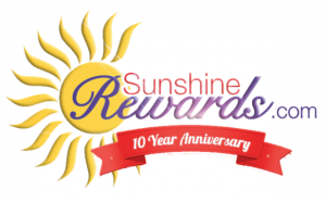 Earn Cash With Sunshine Rewards