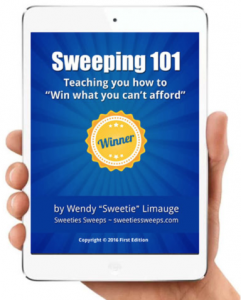 Sign Up Fpr The Sweeping 101 eBook