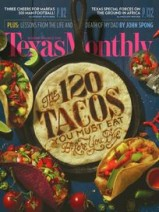 Free One Year Subscription To Texas Monthly Magazine