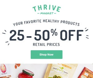 Win a $10,000 Shopping Spree on Thrive Market