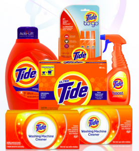 Become A Product Tester For Tide