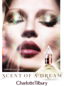 Free Sample Of Charlotte Tilbury Scent of Dream Fragrance