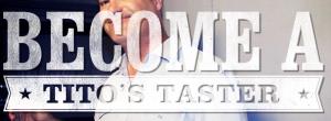 Possible Free Tito's Vodka Swag