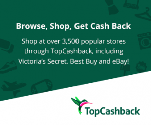 Get Cash Back When You Shop With TopCashBack