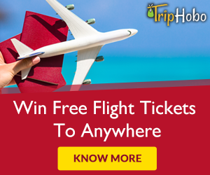 TripHobo Jet. Set. Fly. Contest