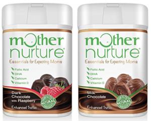 Free Mother Nurture Chocolate Truffles
