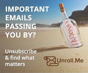 Clean Your Email With Unroll.Me
