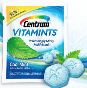 Free Sample Of Centrum Vitamints