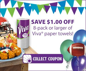 Viva Game Day Challenge & Coupon