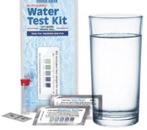 Free Water Test Strip From Morton Salt