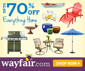 Wayfair - A Zillion Things For Your Home