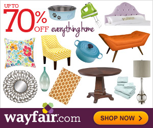 Save Up To 70% On Furniture And Decor At Wayfair