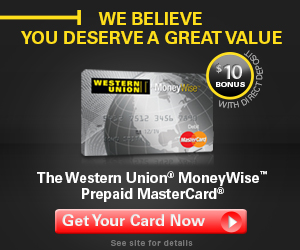 Free $10 From Western Union