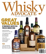 Free One Year Subscription To Whiskey Advocate Magazine