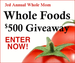 The 3rd Annual $500 Whole Foods Giveaway