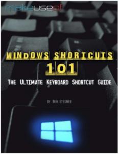 "Free Guide: ""Windows Shortcuts 101: The Ultimate Keyboard Shortcut Guide"""