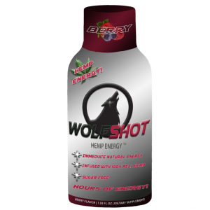 Free Sample Of Wolfshot Hemp Energy