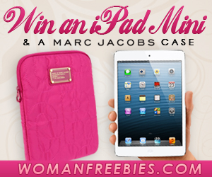 Win an iPad Mini + Marc Jacobs Case