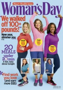 Free One Year Subscription To Woman's Day Magazine