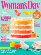 Free Two Year Subscription To Woman's Day Magazine
