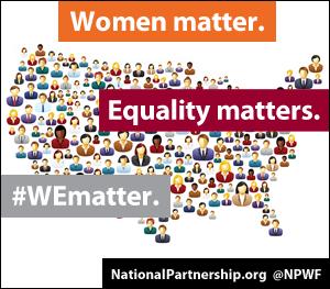 Free Women Matter, Equality Matters Magnet