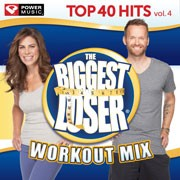 Free Album Download: The Biggest Loser Workout Mix - Top 40 Hits Vol. 4