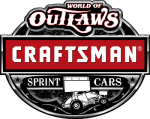 Free World Of Outlaws Craftsman Sticker
