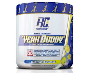 Free Sample of Ronnie Coleman Yeah Buddy Supplement