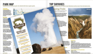Free National Parks Trip Planners