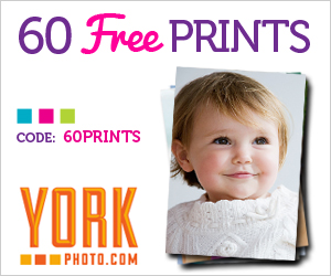 York Photo: 60 Free Prints