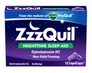 Free Sample Of ZzzQuil Nighttime Sleep-Aid